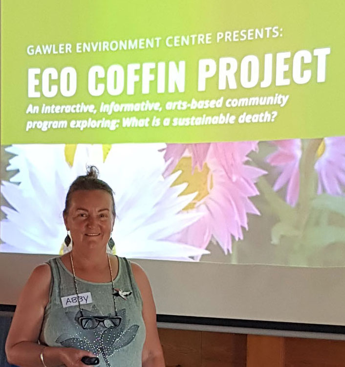 Eco Coffin Project week 1